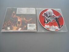 CD IRON MAIDEN - AREAL LIVE ONE Picture CD ohne Front Cover