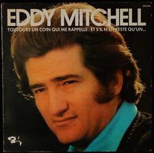 *** 33 TOURS/LP VINYL EDDY MITCHELL - ET S'IL N'EN RESTE.. - PRESSAGE FRANCE ***