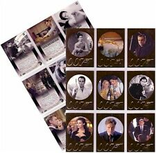 James Bond 50th Anniversary Series 2 (Evens) - 99 Card Basic/Base Set