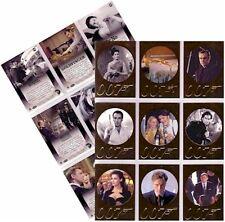 James Bond 50th Anniversary Series 2 (Evens) - 99 Card Basic/Base Set