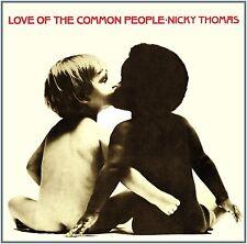 NICKY THOMAS - LOVE OF THE COMMON PEOPLE  CD NEU
