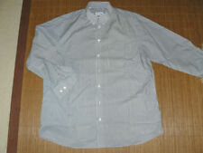 Gestreifte klassische Herrenhemden mit normaler Walbusch