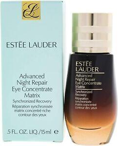 Estee Lauder Advanced Night Repair Eye Concentrate Matrix, 0.5 Oz - Open Box