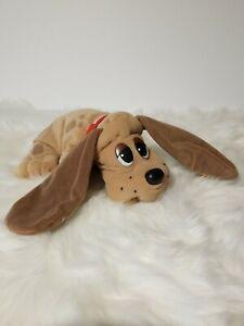 "Pound Puppies 14"" Long Ears Brown Dog Plush"