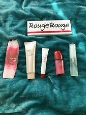 LOT OF 6 SHISEIDO SAMPLES BENEFIANCE CLEANSER ULTIMUNE INFUSING CONCENTRATE