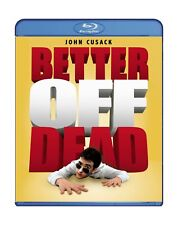 Better Off Dead Blu-ray John Cusack Painful Teen Years Surrealist Black Comedy