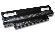 Premium AKKU 4400mAh SCHWARZ für Dell Inspiron Mini T96F2 CMP3D 3K4T8 NJ644
