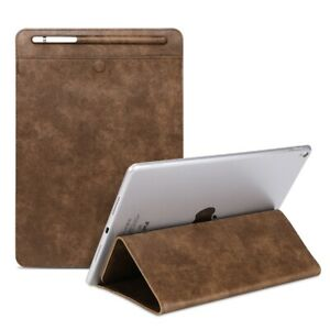 Tablet Sleeve Cover Universal Pu Leather Case for iPad Pro Air 1 2 3 4 9-11 Inch