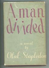 A Man Divided by Olaf Stapledon First Edition