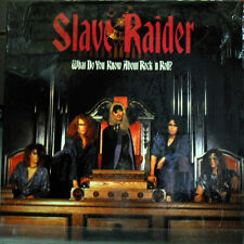Slave Rider: What Do You Know Rock 'n Roll? - LP Promo