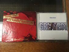 DURAN DURAN red carpet massacre box set CD DVD rare out of print OOP + Greatest