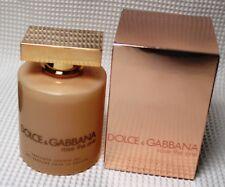 Dolce & Gabana ROSE THE ONE 6.7OZ PERFUMED SHOWER GEL(IMMACULATE /NIB)