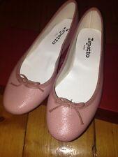 NEW Repetto CENDRILLON pink Nappa Calf/ Ballerina