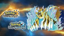 GameStop EXCLUSIVE Zeraora Pokemon Event Code Ultra Sun & Ultra Moon