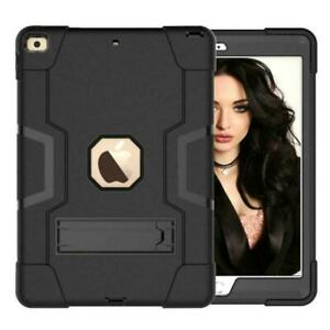 For iPad 8th Generation 10.2 2020 Case Heavy Duty Shockproof Armor Stand Cover