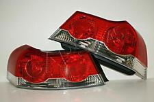 Volvo C70 II Coupe Convertible Tail Lights Rear Lamps PAIR LEFT RIGHT OEM 2006-