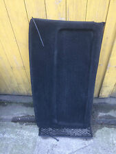 VW Golf 3 III # Hutablage Heckablage schwarz 1H6867769 # Limousine 2/3 Türer