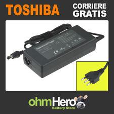 Alimentatore 15V 6A 90W per Toshiba Satellite M50-126