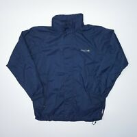 Regatta Hooded Men's Blue Breathable Waterproof Jacket Size Small Mint Condition