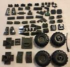 Mega Bloks COD MOC LOOSE Mixed Parts Pieces tire Building Blocks Bricks DIY