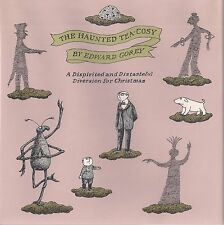 """EDWARD GOREY """"The Haunted Tea-Cosy"""" SIGNED First Printing AS NEW Hardcover in DJ"""