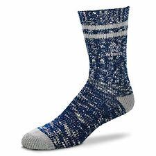 Dallas Cowboys NFL For Bare Feet FBF Alpine Adult Crew Socks - *Large
