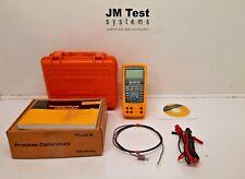 Fluke 724 Temperature Calibrator With Protective Case Br