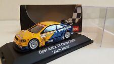 "Schuco ""Motorsport Edition"" ' Opel Astra V8 Coupé 2002 Alain Menu DTM (1/43)"