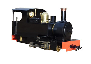 Accucraft Live Steam Talgarth 0-4-0, 0&1 gauge convertable