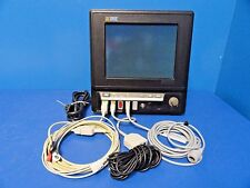 GE MARQUETTE NAD EAGLE Anesthesia Patient Monitor W/ IBP EKG & TEMP Leads ~14202