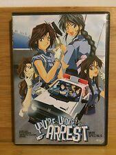You're Under Arrest: Mini Specials complete OVA / anime on DVD by AnimEigo