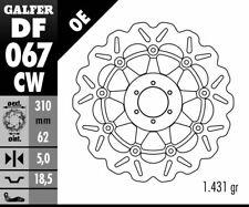 Galfer Bremsscheibe DF635 FLS wave 270mm oversize HUSQVARNA TE 410 E 2000