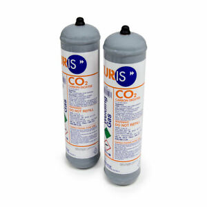 CO2 Welding Gas For MIG  Welding Disposable Cylinder 100% Pure CO2 Wolf