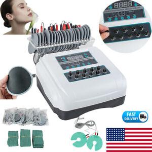 Microcurrent Body Shaper Skin Lift Tighten Slim Electro Stimulation Spa Machine