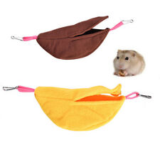 Hammock for Pet Ferret Rat Hamster Parrot Squirrel Hanging Bed Toy House Toys