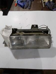 Headlamp Assembly PONTIAC 6000 Left 86 87 88