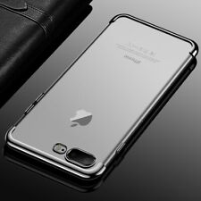 Apple IPHONE 7 plus Case Phone Cover Protective Cover Bumper Silver
