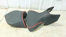 04 Ducati 1000DS 1000 DS Multistrada Sargent aftermarket seat front rear set