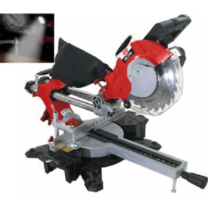 TRONCATRICE RADIALE DA LEGNO ø 216 MM SEGA CIRCOLARE TRL216L laser