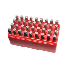 36 Piece Number Letter Stamping Punches Set Industrial Stamper Punching Tool Kit