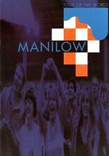 BARRY MANILOW 1997 SUMMER OF '78 WORLD TOUR CONCERT PROGRAM BOOK / NMT 2 MINT