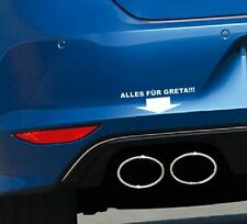 Gr S # VW Totenkopf Fun Autoaufkleber Sticker Diesel Car Tuning Aufkleber CO2