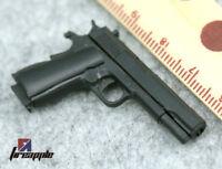 1/6 Scale Plastic Gun Model M1911A1 Weapon Pistol Toy Fit 12'' Figure Black US