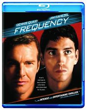 FREQUENCY (Dennis Quaid, Jim Caviezel) -  Blu Ray - Sealed Region free