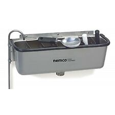 """Nemco Ice Cream Dipper Station Spadewell (Excluding Divider) - 10"""""""