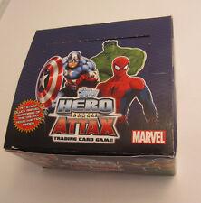 Hero Attax 3 Topps / 1 Display Trading Cards / 50 Tüten / Marvel / Neu OVP