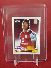 Adama Traore Aston Villa Merlin 2006 Premier League Rookie Sticker