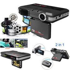 2 in1 Dash Camera Cam Recorder+Radar Laser speed Detector HD Car DVR CCTV Trafic