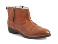 Golden Goose Zanja Women's Brown Ankle Boot Sz 37 EUR 7083 *