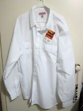 Hard Yakka  Shirt -    6 XOS  Long Sleeved work Shirt - Fit neck 53/54 cms